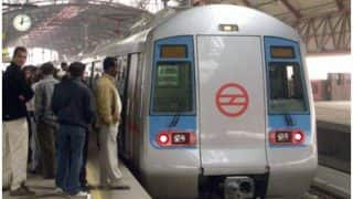 Delhi: Man Attempts Suicide by Jumping in Front of Train at Laxmi Nagar Metro Station