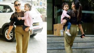 Misha Kapoor Is All Ready To Be A Child Artiste – Here's Proof