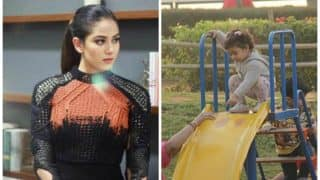 Mira Rajput Slams The Paparazzi For Clicking Pictures Of Misha Kapoor At A Garden