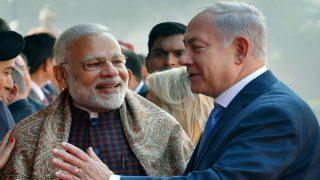 PM Narendra Modi Keeps His Promise Made to Benjamin Netanyahu, Shows How he Celebrated Diwali