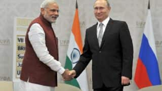 India, Russia to Sign Deal For S-400 Air Defence System This Week, Says Kremlin