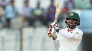 Mominul Haque's Unbeaten 175 Powers Bangladesh to 374/4 on The Opening Day of Chittagong Test Against Sri Lanka