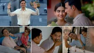 PadMan song Hu Ba Hu: Akshay Kumar - Sonam Kapoor's Chemistry Is The Highlight Of This Catchy Song