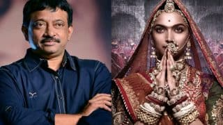 Ram Gopal Varma Wants The Best Woman Between Deepika Padukone And Mia Malkova To Win As Padmaavat Clashes With God, Sex and Truth