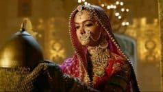 Padmaavat: After Gujarat, Rajasthan, Haryana Too Bans Sanjay Leela Bhansali Movie