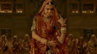 This Video Of US Families Booking An Entire Theatre And Dancing To Ghoomar Is Proof That Padmaavat Is Winning Hearts Globally
