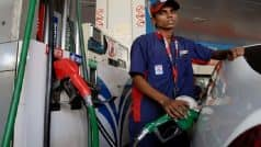 Petrol And Diesel Prices Fall by Re 1 in One Week, Petrol Goes Below Rs 80 Per Litre in Mumbai