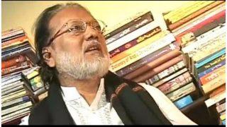 उर्दू शायर अनवर जलालपुरी का दिल का दौरा पड़ने से मौत