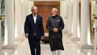 Israeli PM Benjamin Netanyahu in India, Key Deals on Defence, Cyber Security And Energy to be Discussed