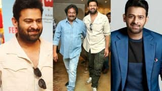 Prabhas' Latest Pictures From An Audio Launch Event Leave Fans Scratching Their Heads! Here's Why