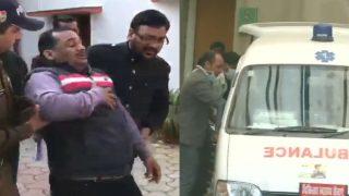 उत्तराखंड: जनता दरबार में जहर खाकर पहुंचे बिजनेसमैन की अस्पताल में मौत