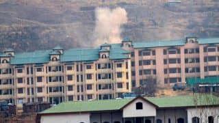 Pulwama Attack: Body of Third Terrorist Recovered, Combing Operations Continue at CRPF Camp