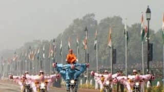 Republic Day 2018: From 10 ASEAN Leaders to Seema Bhawani's Motorbike Stunt, Many Firsts Witnessed at The Grand Parade; Here Are The Highlights