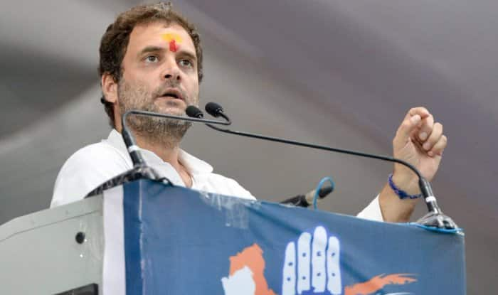 Congress President Rahul Gandhi. (File Image)