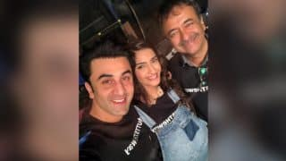 Did Ranbir Kapoor, Sonam Kapoor And Rajkumar Hirani Just Leak The Title Of The Sanjay Dutt Biopic?