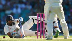 वनडे के बादशाह रोहित शर्मा टेस्ट क्रिकेट के मामले में फिर साबित हुए कच्चे