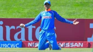 India vs Pakistan Highlights ICC U19 World Cup 2018 Semifinal: IND Win by 203 Runs, Face Australia in Final