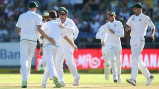 बांग्लादेश को हराकर दक्षिण अफ्रीका पांचवें स्थान पर रहा