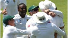 South Africa Thrash India at Centurion to Pocket Test Series