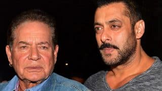 Salman Khan's Father Salim Khan Concerned About Son's Safety More Than Family's After The Former Receives Death Threats