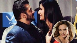 This Is What Iulia Vantur Had To Say About Salman Khan's Closeness With Katrina Kaif