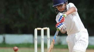 Rahul Dravid And Sunil Joshi's Sons, Samit And Aryan Hit Match-Winning Centuries in School Tournament