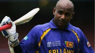 Sri Lanka's Legendary Cricketer Sanath Jayasuriya Unable to Walk Without Crutches