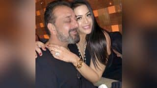 Sanjay Dutt's Daughter Trishala Turns A Seductress And Makes Us Wish To See Her In Bollywood Films (Pic Inside)