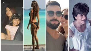 Viral Pics Of The Week: Disha Patani - Tiger Shroff, Virat Kohli - Anushka Sharma, And More Star In The First Week Of 2018