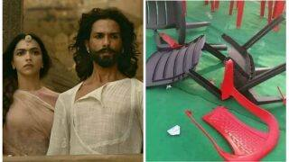 Shocking! Karni Sena Attack A School After Students Perform On Padmaavat Song Ghoomar; 1 Student Injured