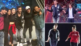 Filmfare Awards 2018: Shah Rukh Khan, Akshay Kumar, Ranveer Singh, Sunny Leone, Parineeti Chopra Get Ready To Set Stage On Fire (Pics And Videos)