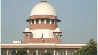 Supreme Court Stays FIR Against Major Aditya in Sophian Firing Case