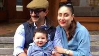 Saif Ali Khan And Kareena Kapoor Khan Have Kept THIS Nick Name For Taimur Ali Khan