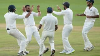 """India vs South Africa Third Test: ICC Rates Wanderers Pitch as """"Poor"""", Gives 3 Demerit Points"""