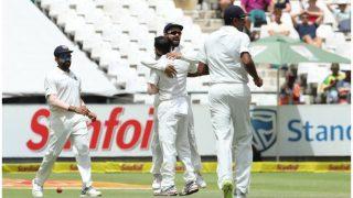 केपटाउन टेस्ट: 135 रन पर भारतीय बल्लेबाज ढेर, 72 रन से जीता द. अफ्रीका