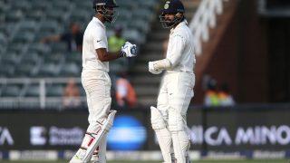 जोहिनसबर्ग टेस्ट: द. अफ्रीका के सामने 241 रनों का टारगेट, 1 विकेट गंवाया