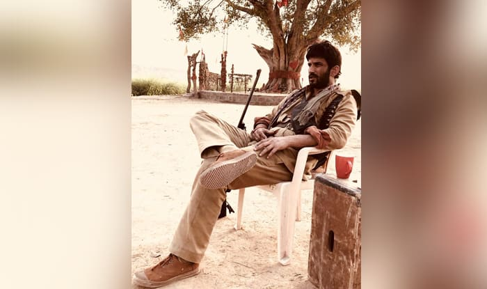 Sushant Singh Rajput is unrecognisable in Sonchiriya's first look