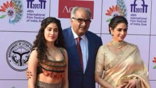 65th National Film Awards 2018: Sridevi's Daughters Janhvi andKhushiKapoor, Husband Boney Kapoor Overjoyed; Say Her Legacy Will Live On