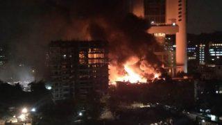 Cinevista Studio Fire in Mumbai: Crew Member Charred to Death, Body Recovered
