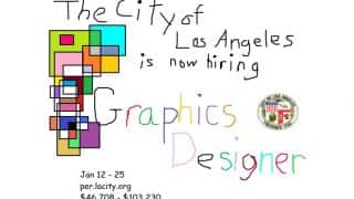 This Hilarious Job Advertisement for a Graphic Designer Created on Microsoft Paint by Los Angeles Government Has Left Twitterati Highly Amused