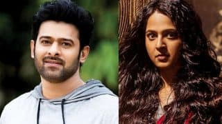 Prabhas Is Impressed By Anushka Shetty's Bhaagamathie Trailer, Read His Reaction