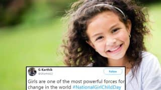 National Girl Child Day 2018: Twitterati Is Sharing Beautiful Tweets And Wishes