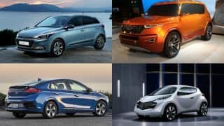 Hyundai Cars Coming to Auto Expo 2018: Kona SUV, Ioniq Electric, New i20 Elite 2018 Facelift to be showcased Tomorrow