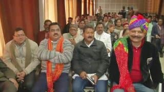 Uttarakhand: BJP MLAs Discuss Aajiwan Sahyog Nidhi to Collect Funds For Party