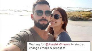 Twitterati Troll Virat Kohli and Anushka Sharma For Posting Same Photos With Same Caption