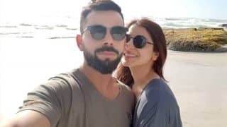 Virat Kohli Makes Wife Anushka Sharma Feel Truly Special With His Gesture During The India Vs South Africa Match (Video)
