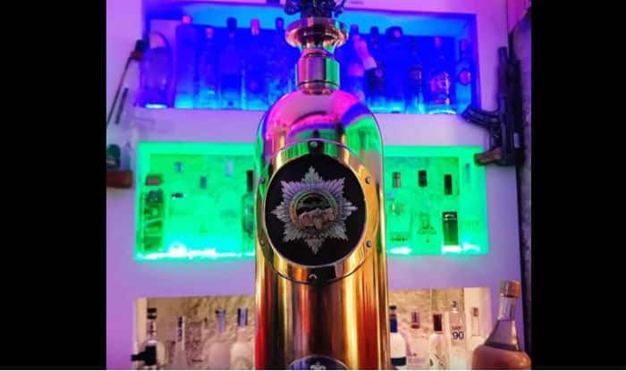 'World's most expensive vodka' stolen from Danish bar