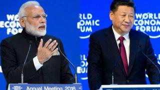 चीन ने भी की दावोस में मोदी के संरक्षणवाद का विरोध करने वाले भाषण की तारीफ