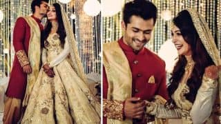 Dipika Kakar And Shoaib Ibrahim Wedding Reception: Couple Hosts Celebrity-heavy Celebration
