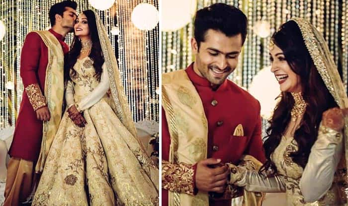 Dipika Kakar And Shoaib Ibrahim Wedding Reception Couple Hosts